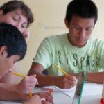 Selon les projets des volontaires, les enfants peuvent aussi découvrir d'autres techniques :