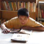 CIMA possède une bibliothèque et tente de renouveller son fond documentaire selon ses capacités de financement.