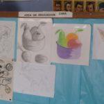 CIMA enseigne aux enfants la technique du dessin,