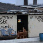 les enfants qui arrivent à CIMA sont pour la plupart originaires des bidonvilles alentours.
