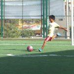 Cima permet aux garçons de pratiquer le football,