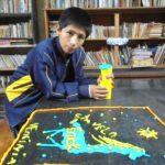 Parce que les jeunes garçons qui vivent au centre  n'ont jamais pu tester les activités récréatives, les jeux d'enfants dans leur vie avant Cima, il leur est offert de s'amuser,