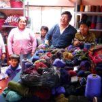 La famille de Domingo mamani