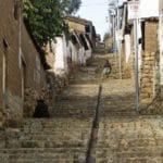 Entre Cusco et le Machu Picchu, le village de Chinchero où