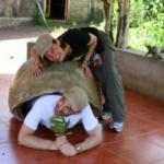Un break de 6 mois en Amérique du Sud des galapagos à Cima.