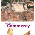 La ville de Commery nous apporte son soutien logistique et économique depuis 2005. www.commercy.fr/