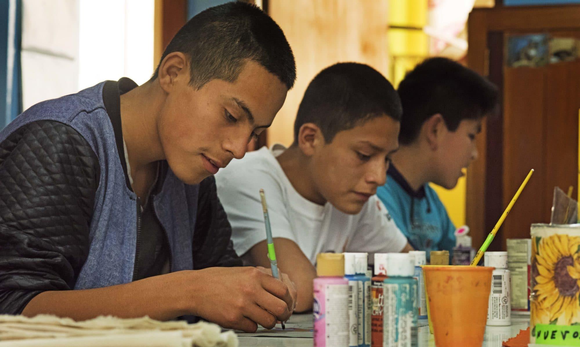 Association d'aide aux enfants des rues du Pérou